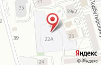 Схема проезда до компании Детский дом №1 для детей-сирот и детей в Ярославле