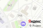 Схема проезда до компании Зоомаг в Ярославле