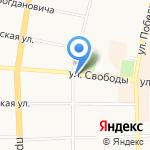 Сибирское здоровье на карте Ярославля