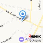 ЭТР на карте Ярославля