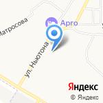 Ярэвакуатор на карте Ярославля