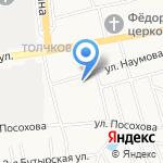 Техинструмент на карте Ярославля