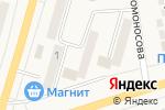 Схема проезда до компании FixPrice в Аксае