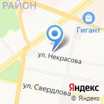 Мебельмастер на карте Ярославля