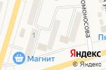 Схема проезда до компании РостовДорКомплект в Аксае