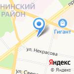 Медицинский центр диагностики и профилактики на карте Ярославля