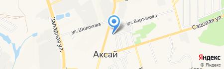 Детский сад №13 Сказка на карте Аксая