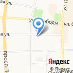 Лавка чудес на карте Ярославля