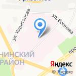 Травматологический пункт на карте Ярославля
