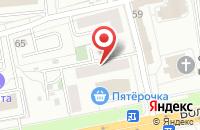 Схема проезда до компании Кувшин в Ярославле