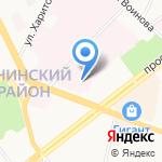 Психотерапевтический кабинет на карте Ярославля