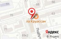 Схема проезда до компании Бастион в Ярославле