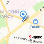 ПроSпект на карте Ярославля