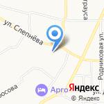 МультиСервис на карте Ярославля