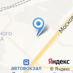Ярославский государственный институт качества сырья и пищевых продуктов на карте Ярославля