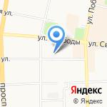 ГринСервис на карте Ярославля