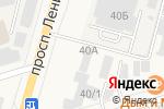 Схема проезда до компании ДОНТЭК в Аксае