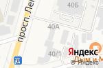 Схема проезда до компании А-Медиа в Аксае