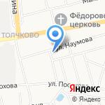 ИПК на карте Ярославля