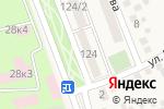 Схема проезда до компании SkySend в Аксае