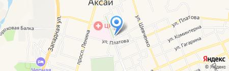 Доброе дело на карте Аксая