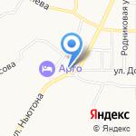 Рекорд на карте Ярославля