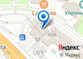 отель хоста на карте