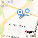 Информационные системы на карте Ярославля
