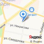 Дог Стайл на карте Ярославля