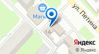 Компания AKADIA на карте