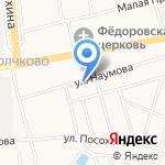 Квадратный метр на карте Ярославля