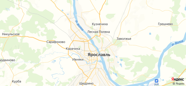 Ярославль вверх водный транспорт в Ярославле