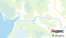 Отели города Шера на карте