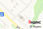 Схема проезда до компании БошАвтоСервис в Дядьково