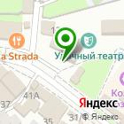 Местоположение компании ПионПринт
