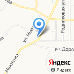 Парадайз Авто на карте Ярославля