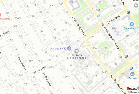 купить квартиру в ЖК Чапаева 43а