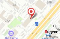 Схема проезда до компании Гидрооборудование в Ярославле