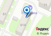 Управление жилищного хозяйства г. Вологды на карте