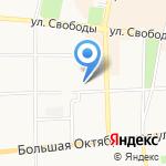 Потенциал на карте Ярославля