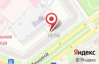 Схема проезда до компании Прокуратура Ленинского района в Ярославле