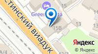 Компания Green Hosta на карте