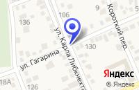 Схема проезда до компании ХРАМ ДОНСКОЙ ИКОНЫ БОЖИЕЙ МАТЕРИ в Новочеркасске