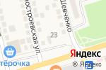 Схема проезда до компании Лапа в Аксае