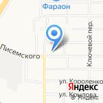 ЖилСтройСити на карте Ярославля