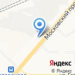 Шатура на карте Ярославля