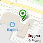 Местоположение компании Барс-1, ЗАО