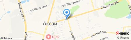 Семейное на карте Аксая