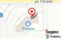 Схема проезда до компании Ташир в Ярославле