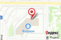 Схема проезда до компании ГОРОD в Ярославле